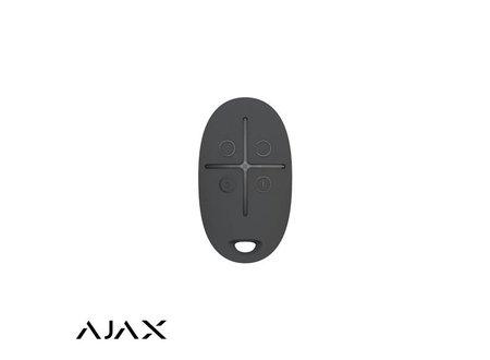 Ajax AJAX Spacecontrol, Zwart, draadloze afstandsbediening