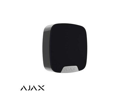 Ajax AJAX Binnen sirene, ZWART, Draadloze binnensirene