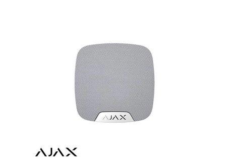 Ajax AJAX Binnen sirene, Wit, Draadloze binnensirene