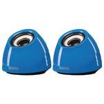 Sweex Speaker 2.0 USB 3.5 mm 6 W Blauw