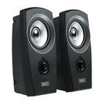Sweex Speaker 2.0 3.5 mm 2 W Zwart/Zilver