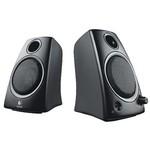 Logitech Speaker 2.0 Bedraad 3.5 mm 5 W Zwart