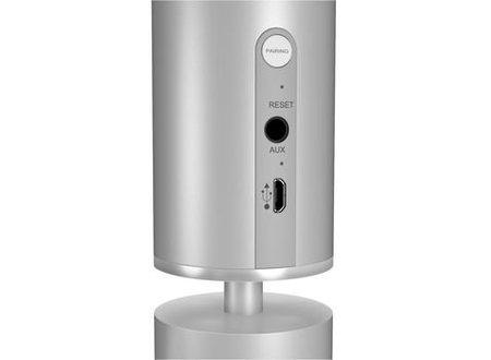 ICY BOX Bluetooth-Speaker 8 W Ingebouwde Microfoon Aluminium