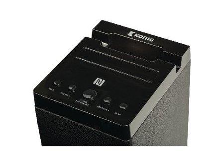 König Bluetooth-Speaker 2.0 10 W Zwart