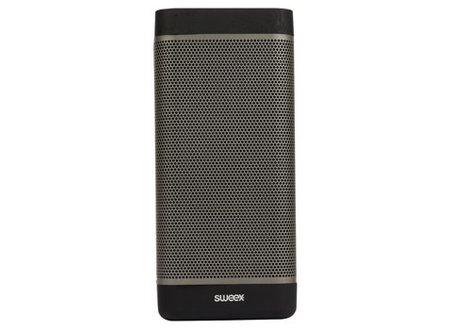 Sweex Bluetooth-Speaker 2.0 Voyager 20 W Zwart/Antraciet