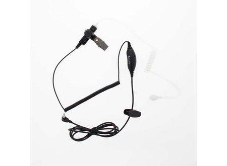 Cobra Bewaking Headset 2.5 mm Zwart