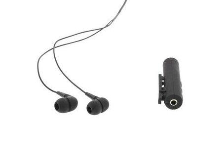 Sweex Draagbaar Bluetooth Headset-Adapter 3.5 mm