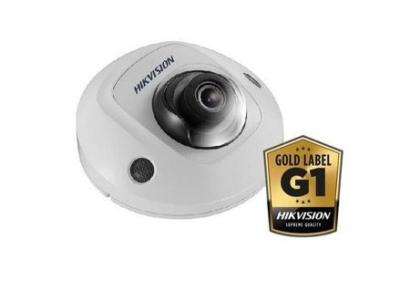 Hikvision 2MP, 2.8mm, Wifi, Ultra low light, WDR, 10m IR, DS-2CD2525FWD-IWS 2.8MM
