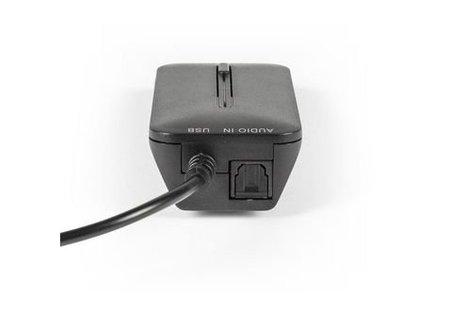 König Bluetooth Audiozender Zwart