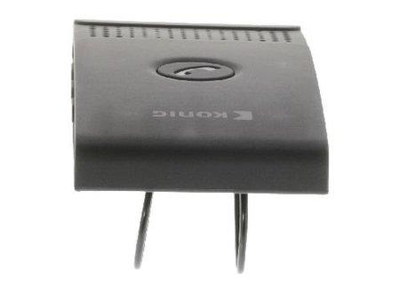 König Carkit Bluetooth v4.0 Zwart