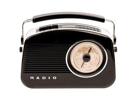 König Draagbare DAB+ Radio FM / AM / DAB / DAB+ AUX Zwart