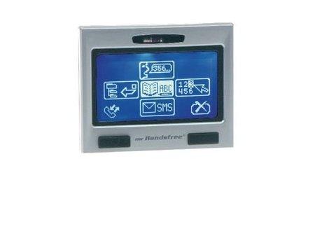 Mr. Handsfree Carkit Draadloos / Bluetooth / USB v2.0 Zilver/Zwart
