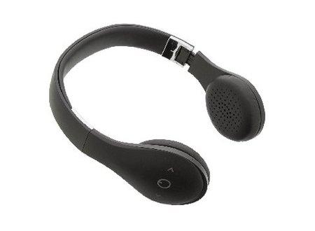 Sweex Headset On-Ear Bluetooth Ingebouwde Microfoon Zwart