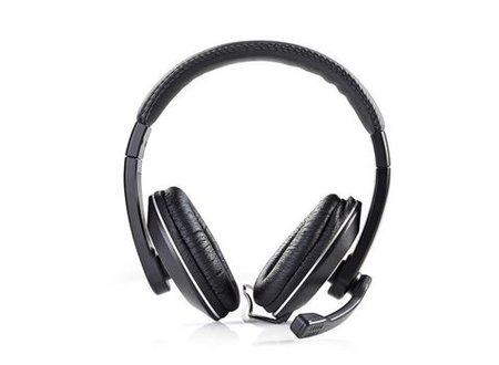 Nedis PC-headset | Over-ear | Microfoon | Dubbele 3,5 mm connector