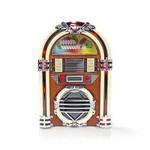 Nedis Tafelradiojukebox | FM/AM-radio CD | 3 W | bruin