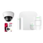 Ajax Alarmsysteem + camera met app!