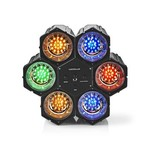 Nedis Discolamp met Spots   Multicolour   met 126 LEDs
