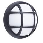 Ranex LED Wandlamp voor Buiten 4 W 120 lm Zwart