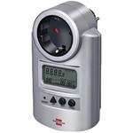 Brennenstuhl Energie power meter met klok en meetfuncties