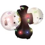 GETX Meerkleuren Disco Bal
