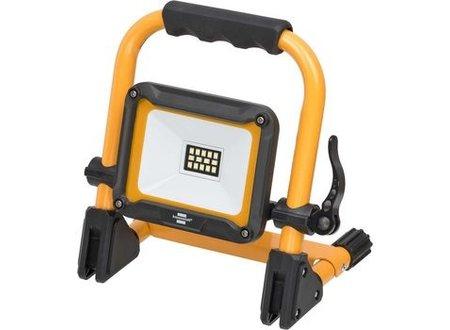 Brennenstuhl Mobiele LED Floodlight Geel / Zwart