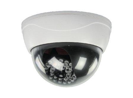 König Dome Dummy Camera IP44 Wit