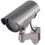 König Bullet Dummy Camera IP44 Grijs
