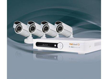 HighVisual Camera set HV-D011104BSN