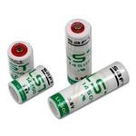 Saft Bat 3.6V-1/2AA - Lithium Batterij