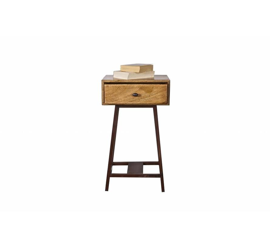 Skybox Sidetable Naturel