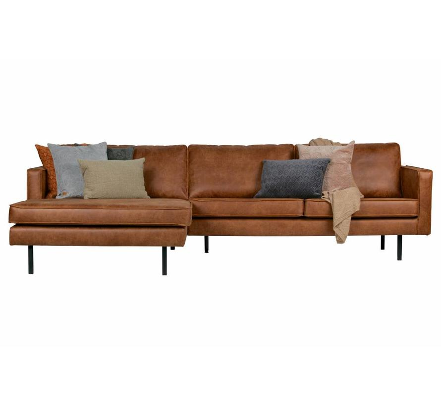 Rodeo Chaise Longue Links Cognac