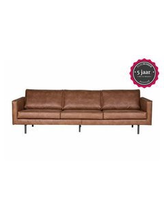 BePureHome Rodeo Bank 3-zits Cognac