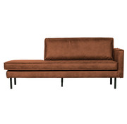 BePureHome Rodeo Daybed Right Cognac