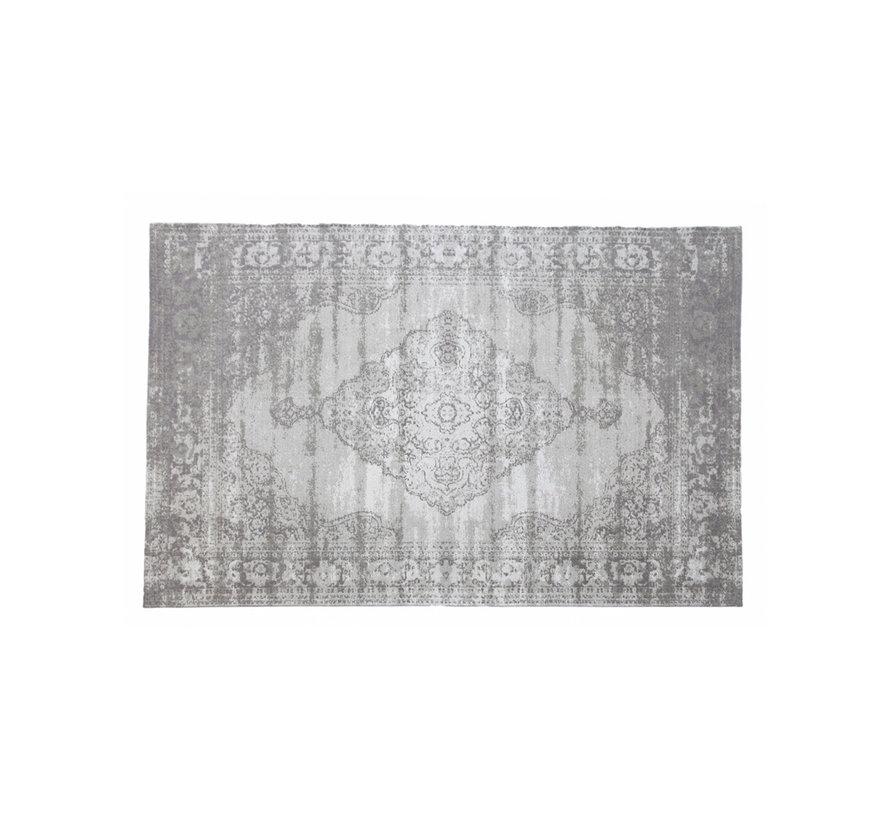 Brix Kelly Charcoal Grey 170x240 cm