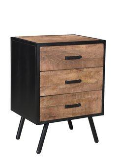 Livingfurn SID - Finn Dresser 55 cm