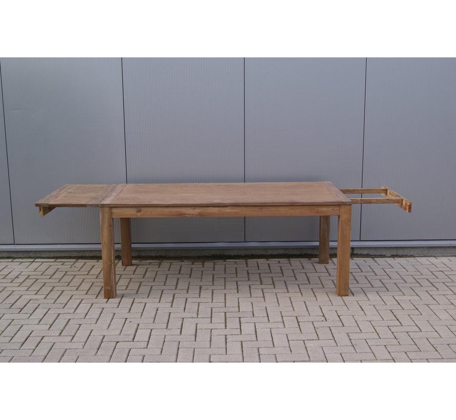 DT - DK Antika + Koplat 160/210/260 cm