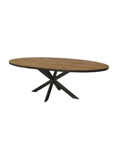 Livingfurn DT - Accent Oval 210cm