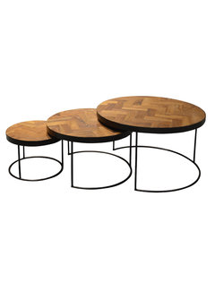 Livingfurn CT - Accent Set of 3
