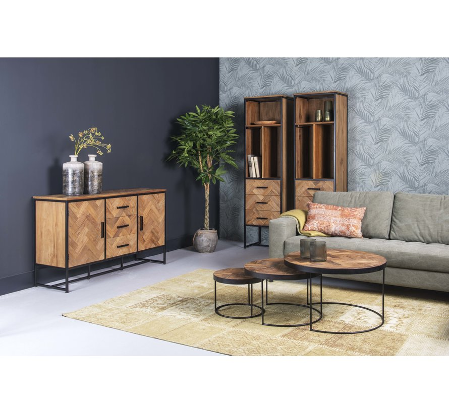 CT - Accent Set of 3