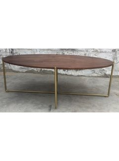 Livingfurn CT - Anthony Havana/Brass