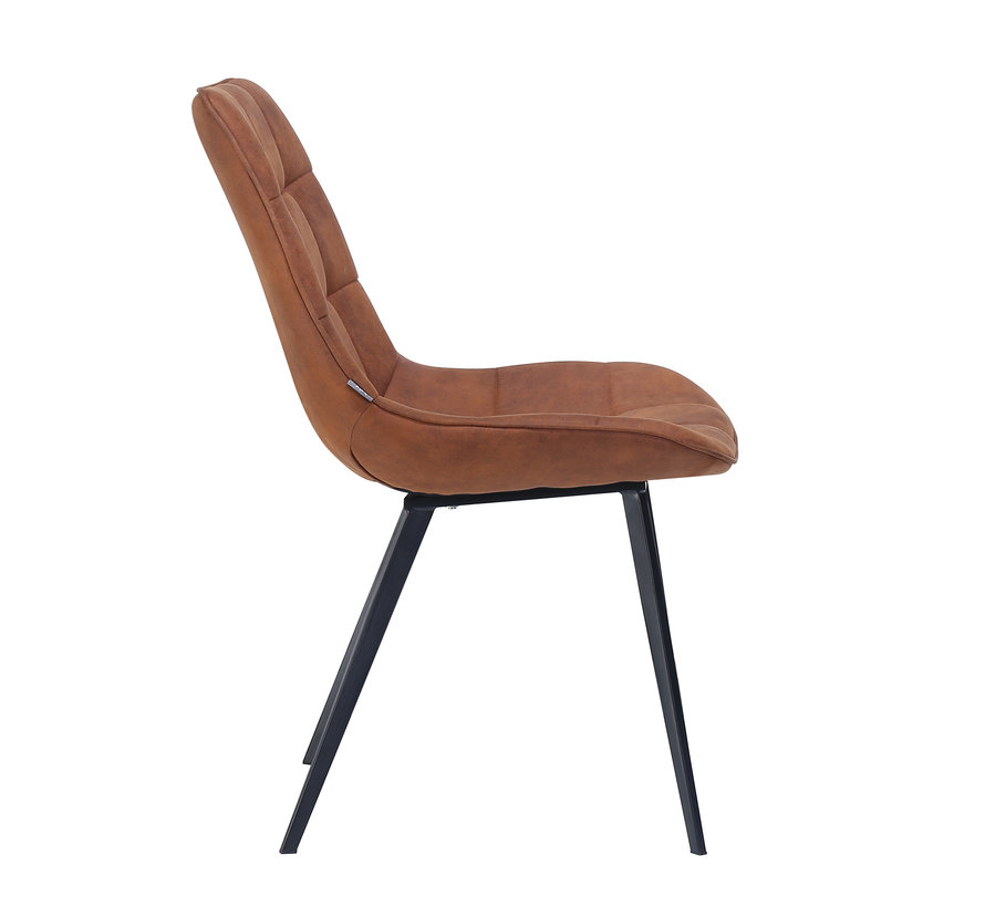 Brix Chair Floyd Cognac