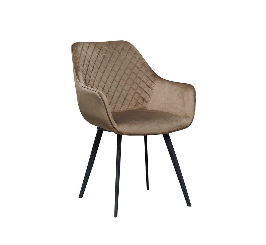 Chair - Luca Mocca Velvet