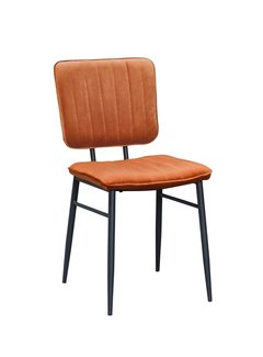 Brix Brix Chair Harvey Copper Velvet