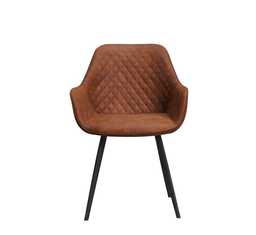 Chair - Luca Cognac