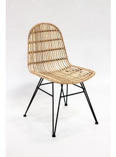 Livingfurn Chair - Christy