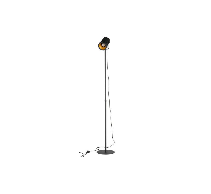 Bente Vloerlamp Metaal Zwart