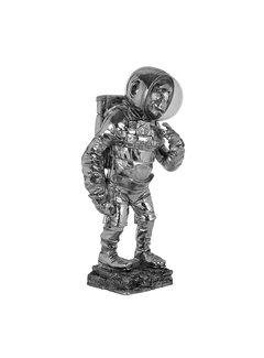 Richmond Interiors Space Monkey deco object (Zilver)