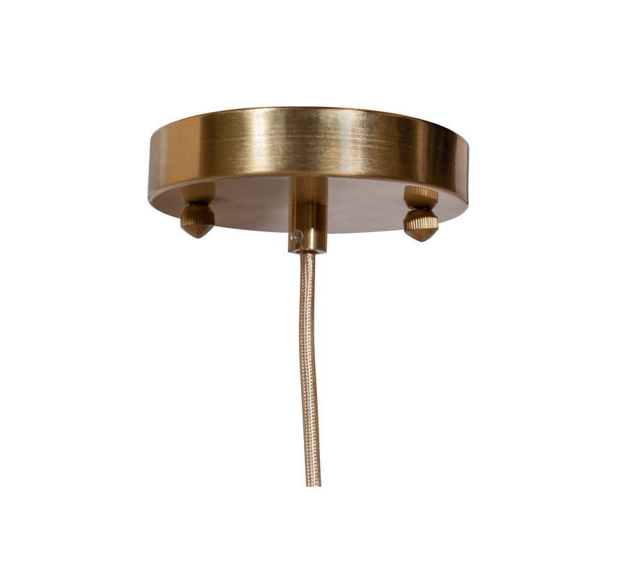 Cup Hanglamp Glas Ø21cm