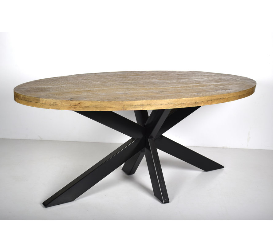 DT - Strong Oval 240 cm