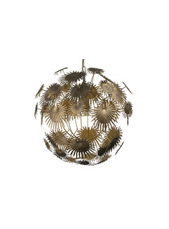 BePureHome Atom Hanglamp Metaal Antique Brass